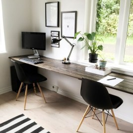 Affordable Diy Home Office Decor Ideas With Tutorials 47