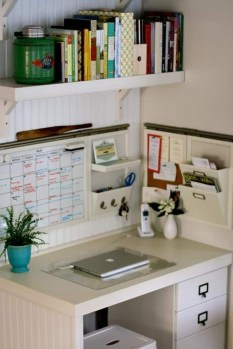 Affordable Diy Home Office Decor Ideas With Tutorials 53