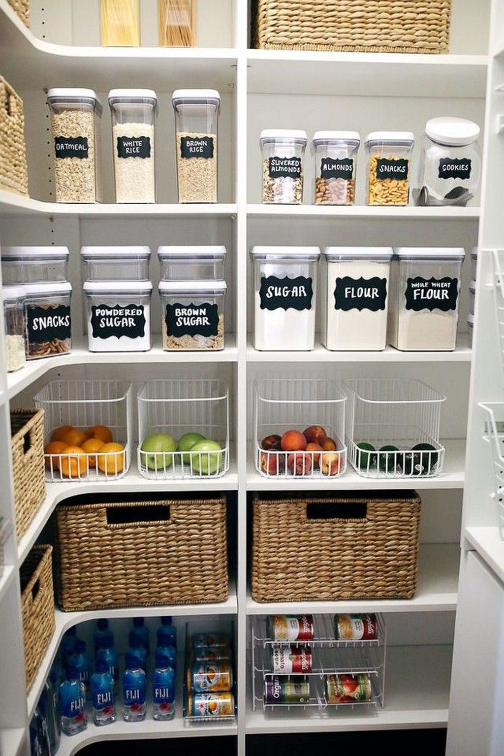 Affordable Kitchen Organization Ideas On A Budget 05