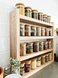 Affordable Kitchen Organization Ideas On A Budget 22