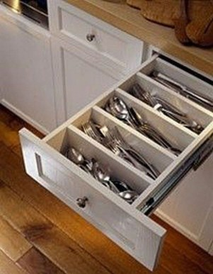 Affordable Kitchen Organization Ideas On A Budget 26