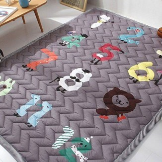 Amazing Playful Carpet Designs Ideas To Surprise Your Kids 11