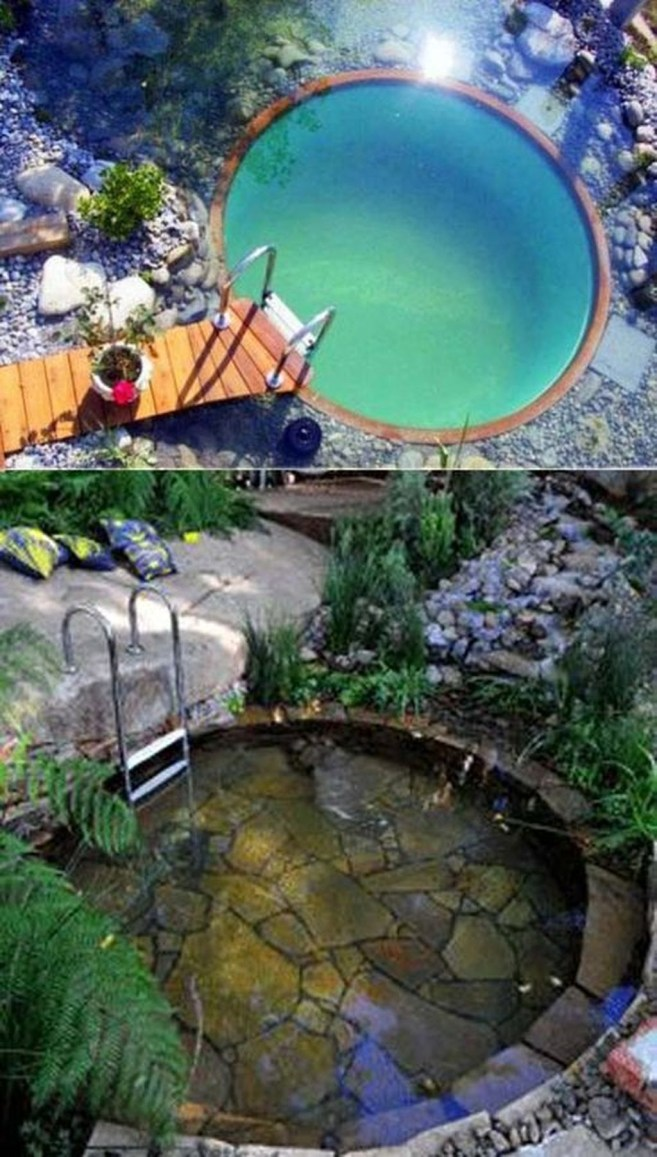 Amazing Swimming Pools Design Ideas For Small Backyards 04