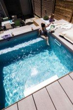 Amazing Swimming Pools Design Ideas For Small Backyards 31