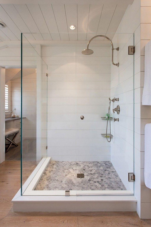 Astonishing Farmhouse Shower Tile Decor Ideas To Try 30