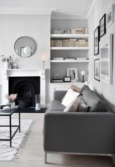 Awesome Furniture Ideas For Minimalist Home 24