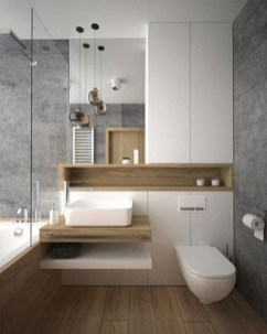 Best Contemporary Bathroom Design Ideas To Try 23