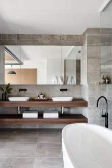 Best Contemporary Bathroom Design Ideas To Try 30
