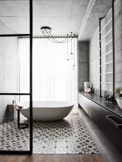 Best Contemporary Bathroom Design Ideas To Try 31