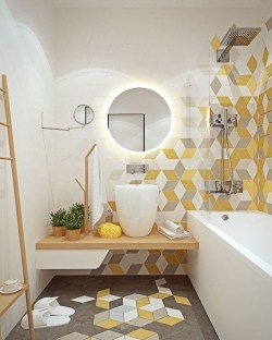 Best Contemporary Bathroom Design Ideas To Try 40