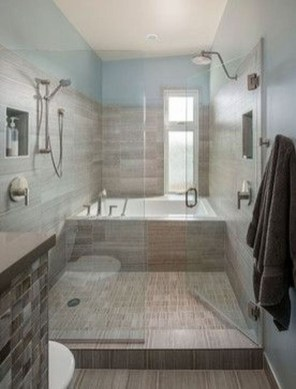 Best Contemporary Bathroom Design Ideas To Try 44
