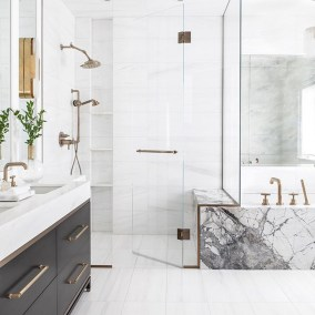 Best Contemporary Bathroom Design Ideas To Try 46