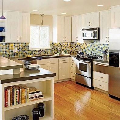 Cool Kitchen Designs Idas With Tones Of Vibrant Colors That You Must See 07