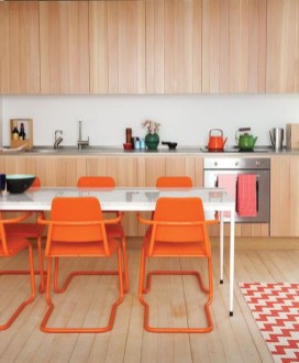 Cool Kitchen Designs Idas With Tones Of Vibrant Colors That You Must See 33
