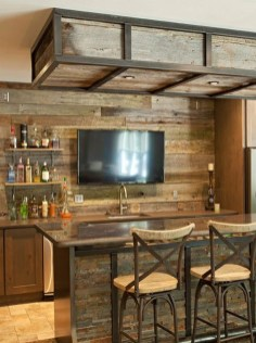 Cozy Home Bar Designs Ideas To Make You Cozy 11