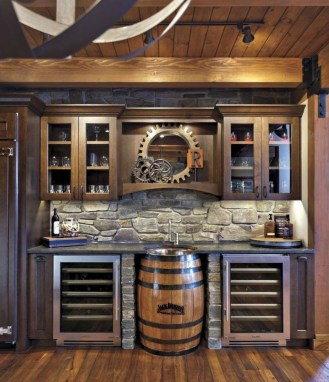 Cozy Home Bar Designs Ideas To Make You Cozy 17