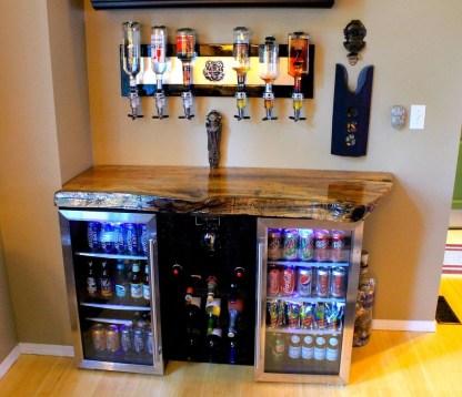 Cozy Home Bar Designs Ideas To Make You Cozy 27