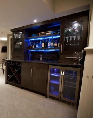 Cozy Home Bar Designs Ideas To Make You Cozy 47
