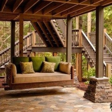 Enchanting Backyard Patio Remodel Ideas To Try 18