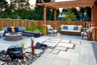 Enchanting Backyard Patio Remodel Ideas To Try 33