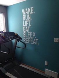 Enchanting Home Gym Spaces Design Ideas To Try Asap 22
