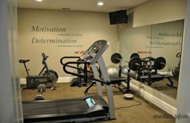 Enchanting Home Gym Spaces Design Ideas To Try Asap 25