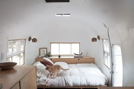 Excellent Airstream Interior Design Ideas To Copy Asap 11