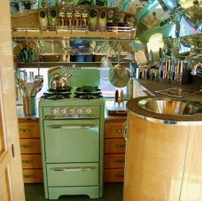Excellent Airstream Interior Design Ideas To Copy Asap 14