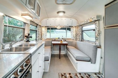 Excellent Airstream Interior Design Ideas To Copy Asap 26