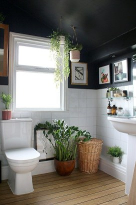Inspiring Small Bathroom Design Ideas With Wood Decor To Inspire 16