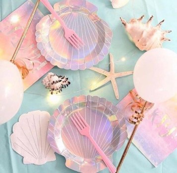 Magnificient Mermaid Themes Ideas For Children Kids Room 15