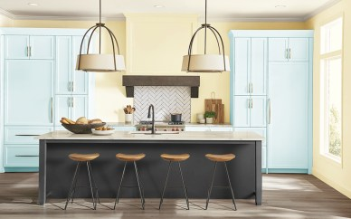 Relaxing Kitchen Cabinet Colour Combinations Ideas To Try 03