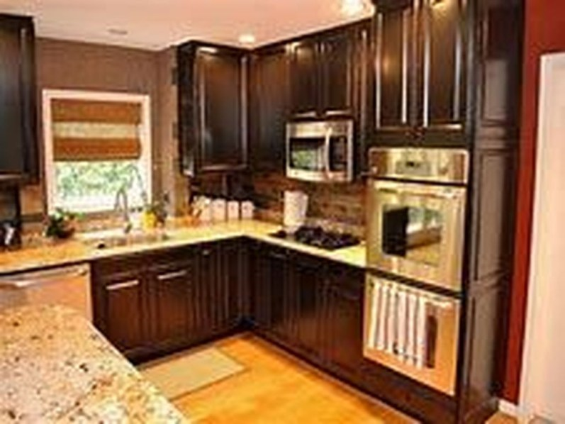 Relaxing Kitchen Cabinet Colour Combinations Ideas To Try 05
