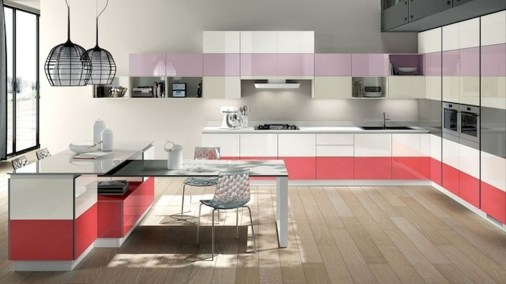Relaxing Kitchen Cabinet Colour Combinations Ideas To Try 09