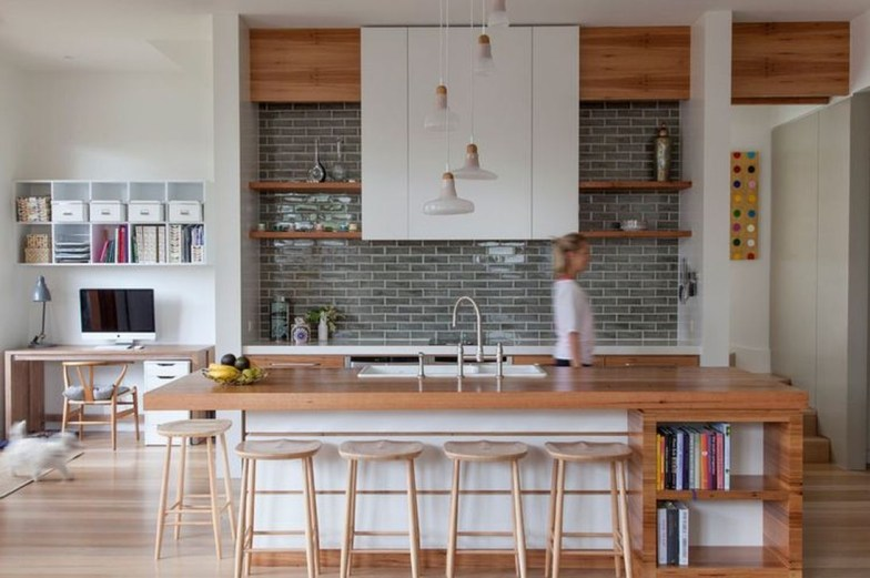 Relaxing Kitchen Cabinet Colour Combinations Ideas To Try 29