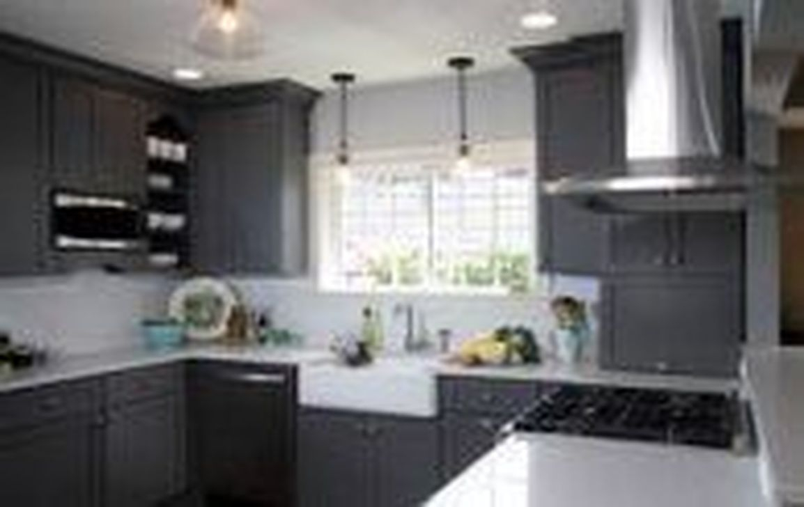 Relaxing Kitchen Cabinet Colour Combinations Ideas To Try 37