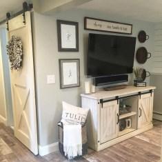 Splendid Farmhouse Living Room Decor Ideas 28