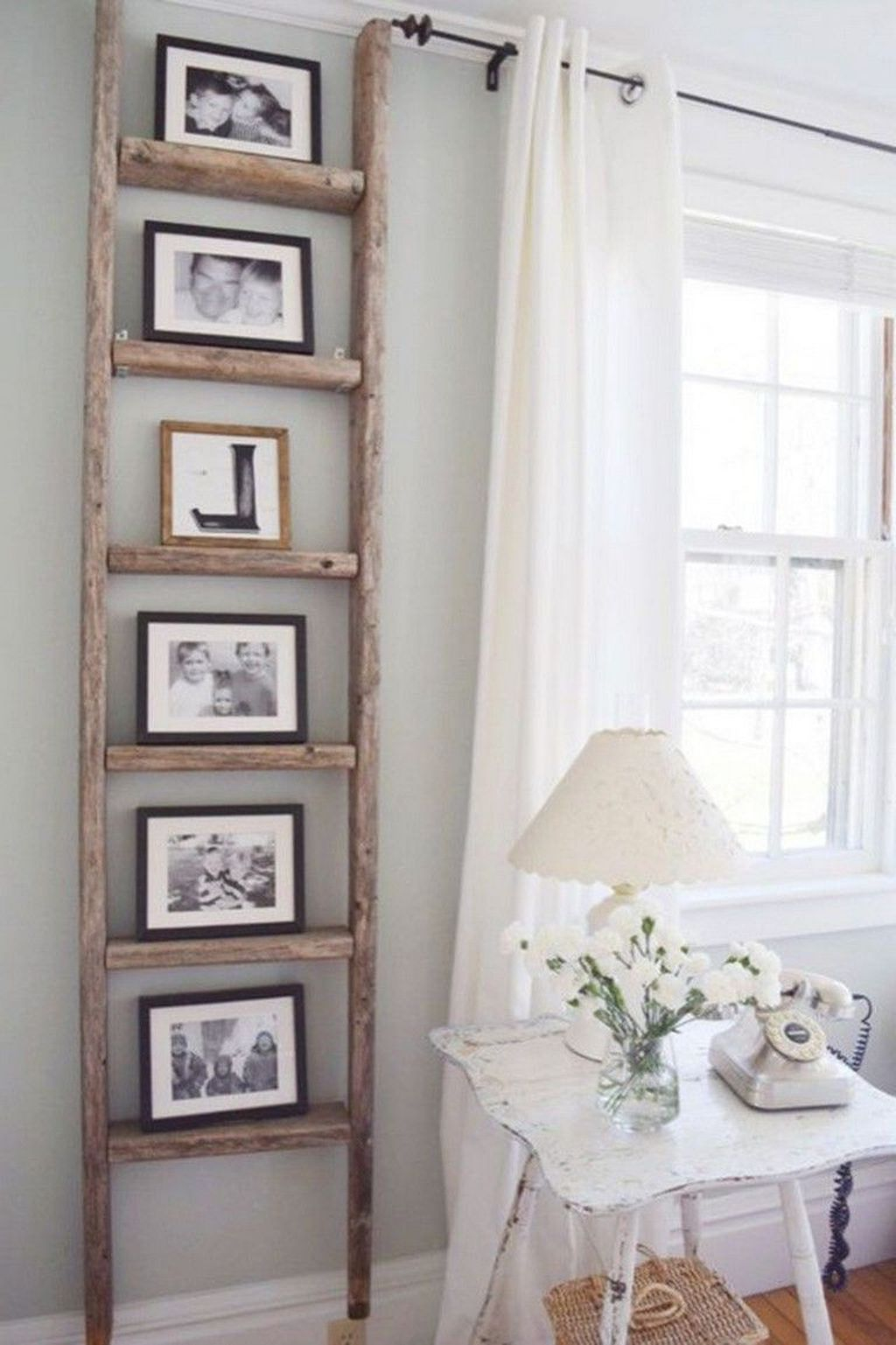 Splendid Farmhouse Living Room Decor Ideas 34