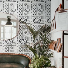 Stylish Pattern Interior Design Ideas For Your Room 02
