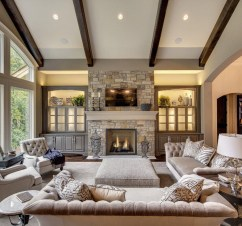 Superb Layout Design Ideas For Family Room 26