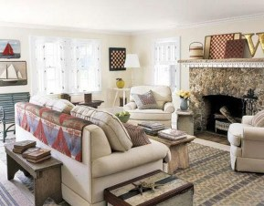 Superb Layout Design Ideas For Family Room 27