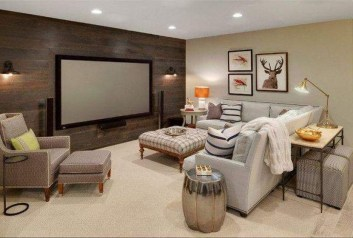 Superb Layout Design Ideas For Family Room 43