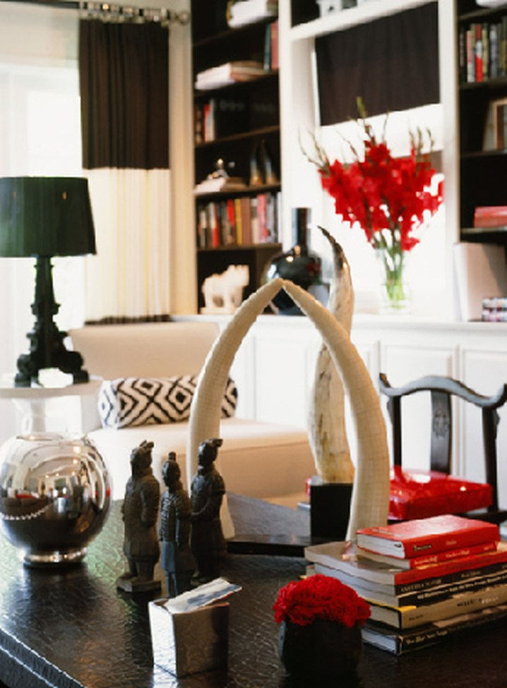 Superb Red Apartment Ideas With Rustic Accents 10