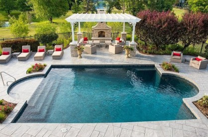 Top Natural Small Pool Design Ideas To Copy Asap 13