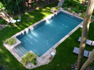 Top Natural Small Pool Design Ideas To Copy Asap 19