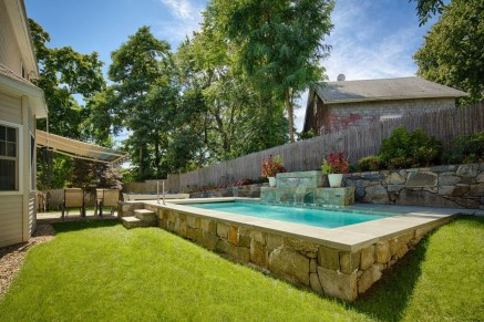 Top Natural Small Pool Design Ideas To Copy Asap 21
