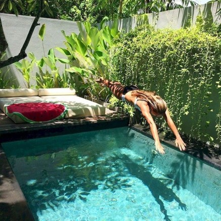 Top Natural Small Pool Design Ideas To Copy Asap 23