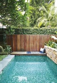 Top Natural Small Pool Design Ideas To Copy Asap 31
