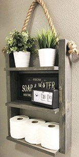 Affordable Diy Bathroom Storage Ideas For Small Spaces 03
