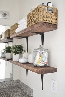 Affordable Diy Bathroom Storage Ideas For Small Spaces 39